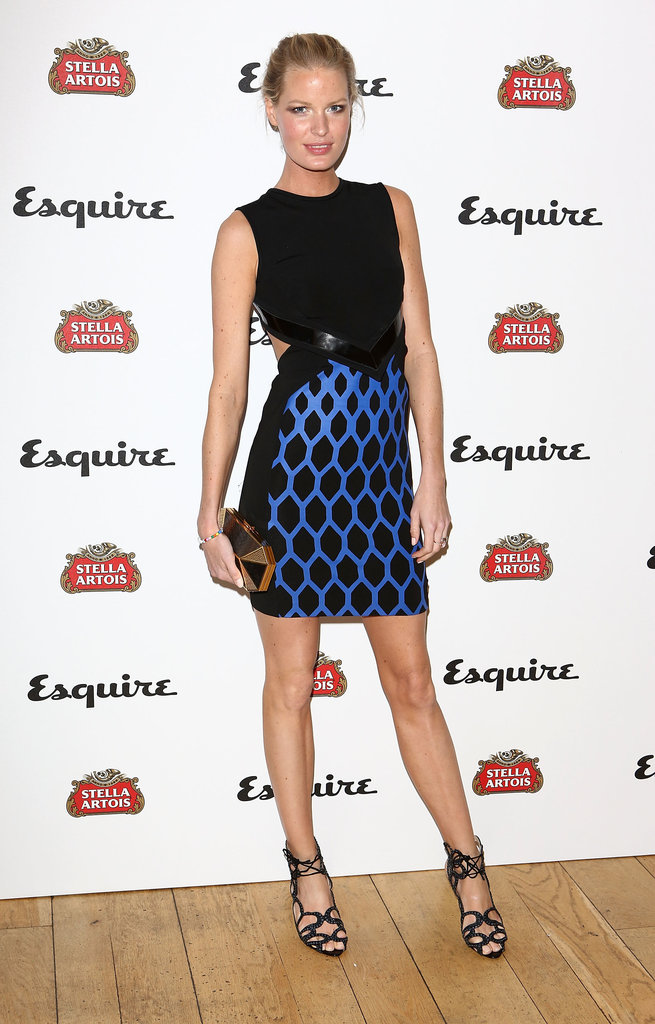 Caroline Winberg at the Esquire UK Summer Party in London, England.