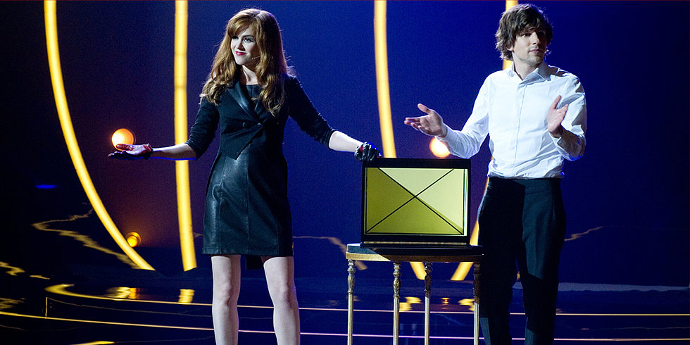 4 Reasons You Should See Now You See Me