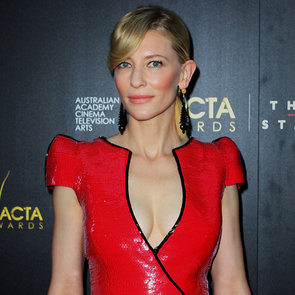 Cate Blanchett Is the New Face of Armani Fragrance