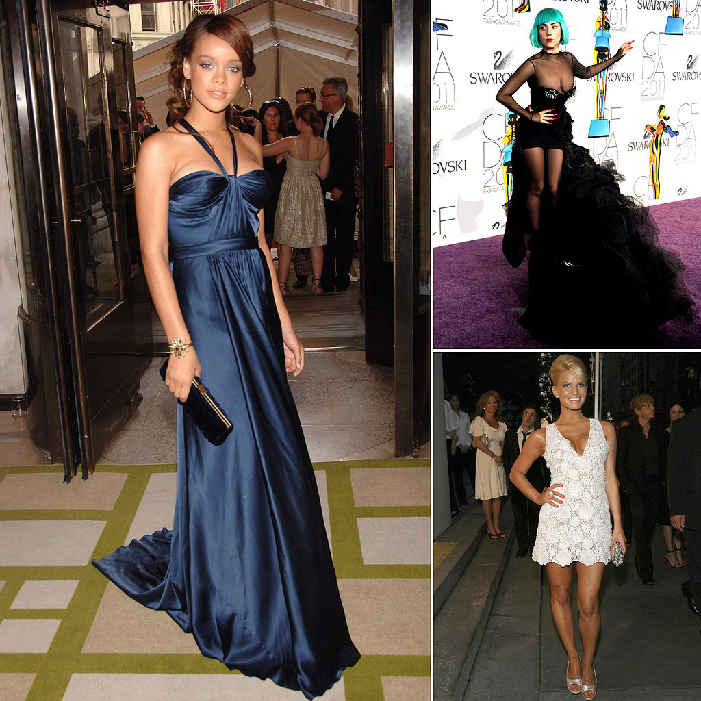 A Walk Down CFDA Memory Lane — the All-Time Best Dresses