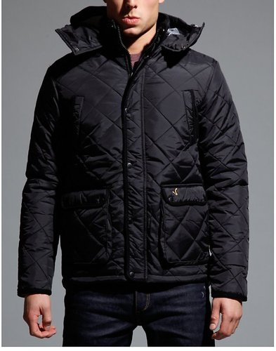 Voi Jeans Majesty Quilted Jacket