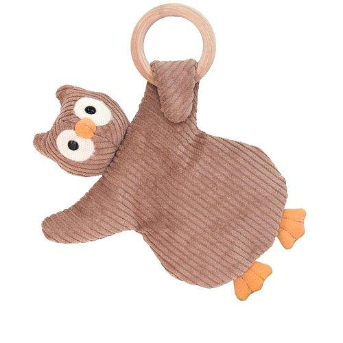 Apple Park - Owl Pacifier Pal