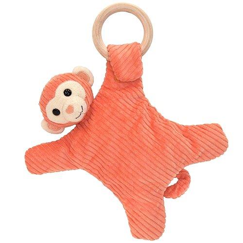 Apple Park - Monkey Pacifier Pal