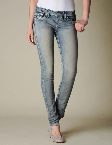 Womens Julie Super T Royal Blue Bartack Jean