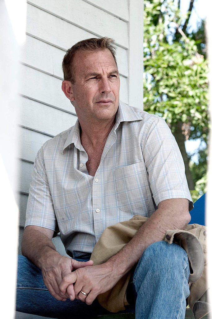 Kevin Costner in Man of Steel.