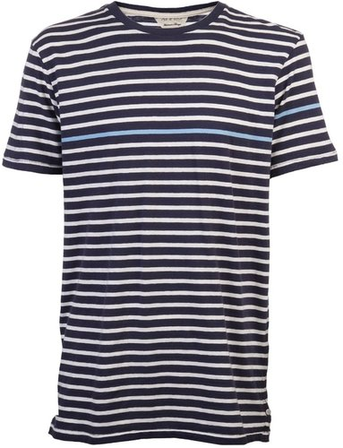 Rag & Bone Thin perfect stripe t-shirt