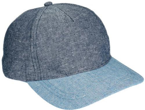 ASOS Baseball Cap with Contrast Peak