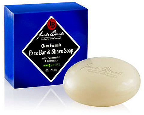 Jack Black Clean Formula Face Bar and Shave Soap