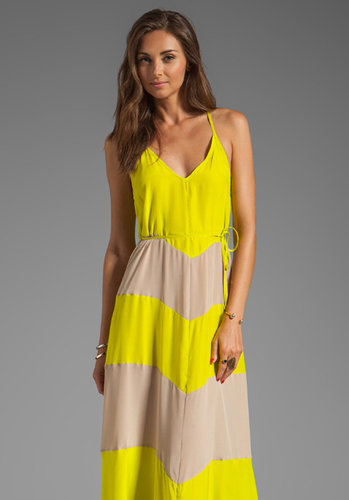 Karina Grimaldi Somer Maxi Dress