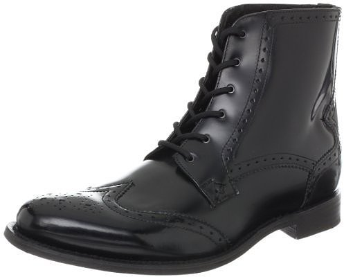 JD Fisk Men's Emerson Lace-Up Boot