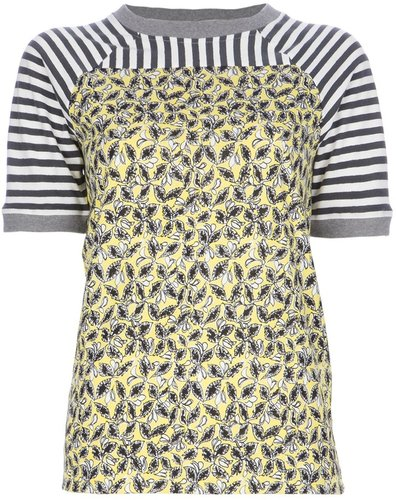 Marni multi-print t-shirt