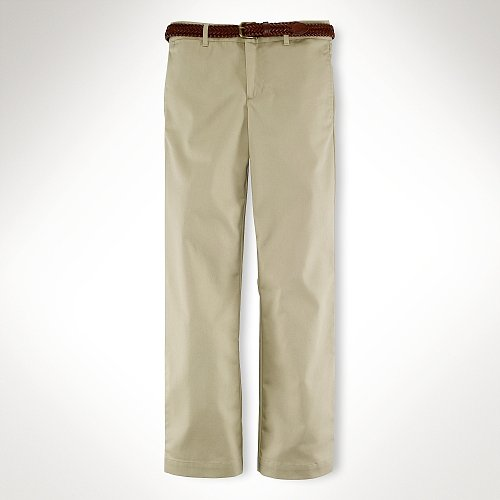 Wrinkle-Resistant Chino Pant