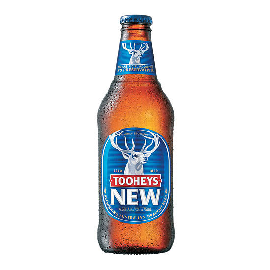 Toohey's New Per 250ml Bottle. . .