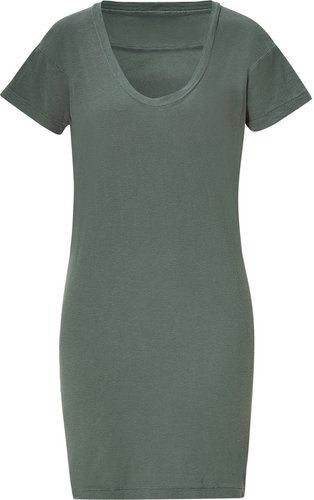 James Perse Jungle Relaxed Fit T-Shirt Dress