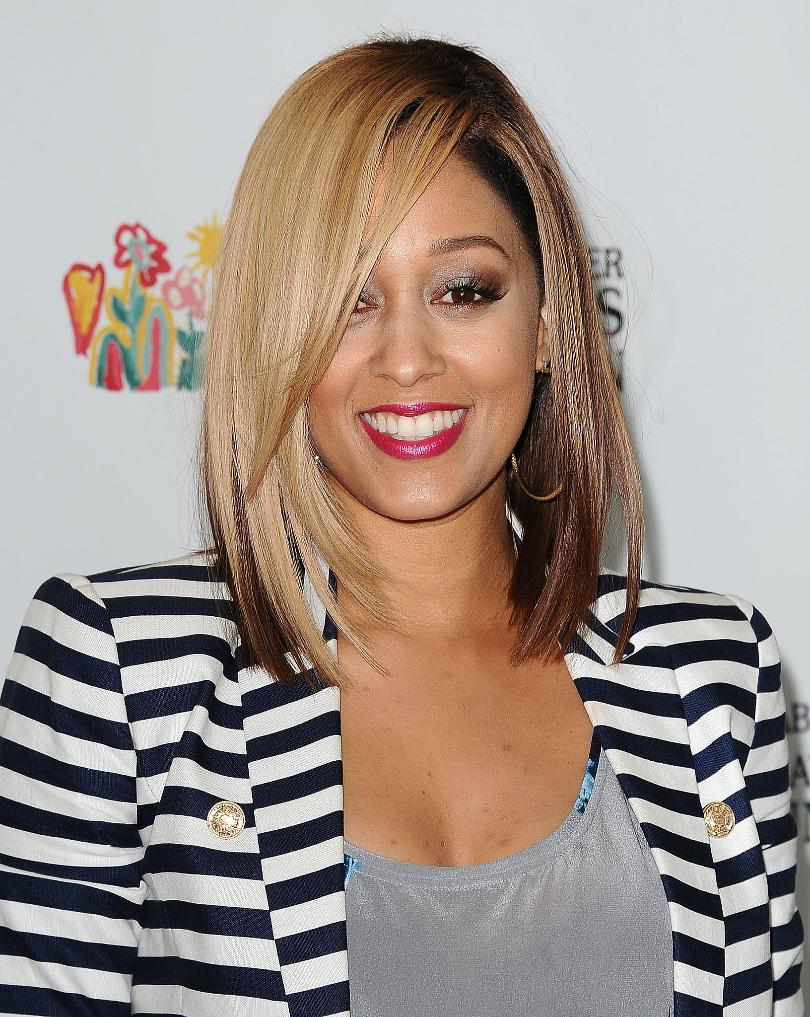 Tia Mowry Proof Positive That The Lob Was The Haircut Of