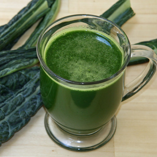 Low-Glycemic Energizing Green Juice