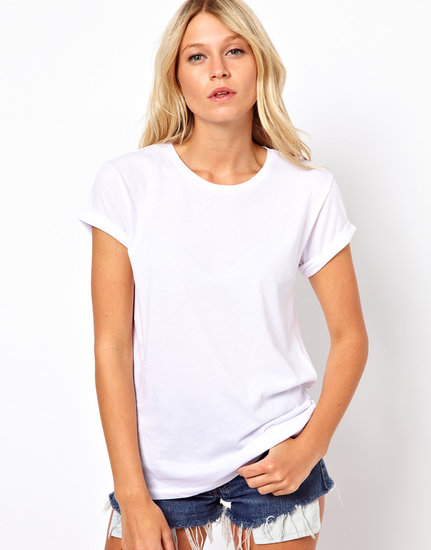 ASOS T-Shirt with Lazer Cut Wings