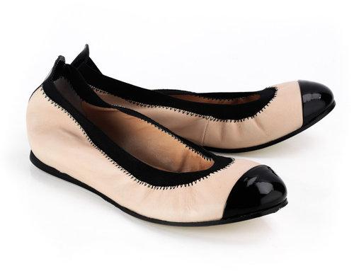 Just Ballerinas Glove Shoes