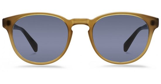 front Percey Cream Soda Sunglasses