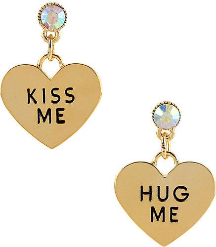 Kiss Me Hug Me Earring 2