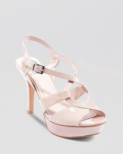 VINCE CAMUTO Platform Sandals - Padrita High Heel