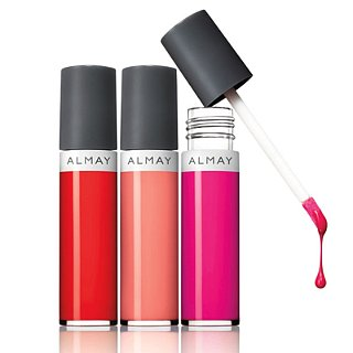 Almay Liquid Lip Balm Review