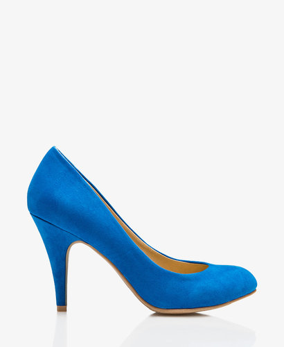 FOREVER 21 Faux Suede Pumps