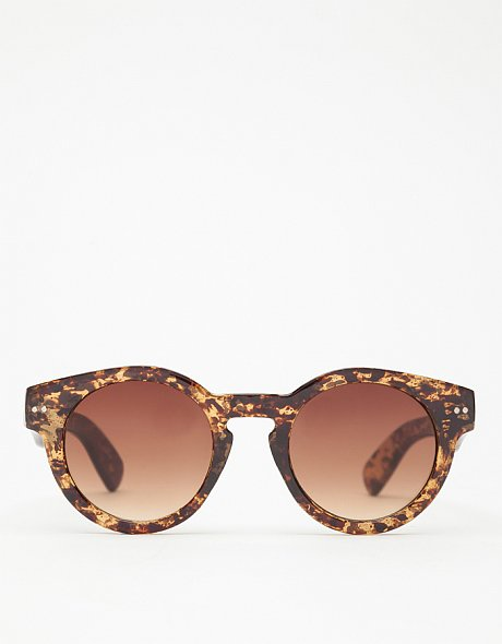 Need Supply Co.'s Puma Sunglasses ($18) will shield your eyes from the sun as well as keep you looking hipster-chic.