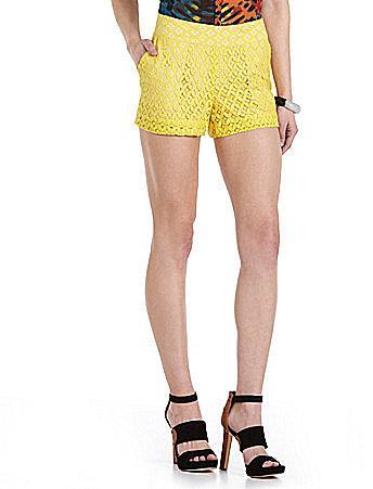 Kensie Lace Shorts