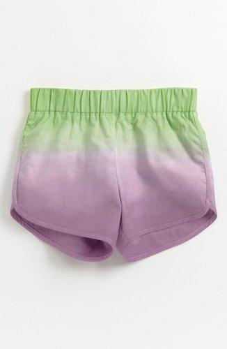 Mia Chica Dolphin Hem Shorts (Big Girls)