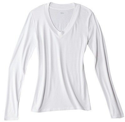 Mossimo® Women's V-Neck Core Tee - Assorted Colors