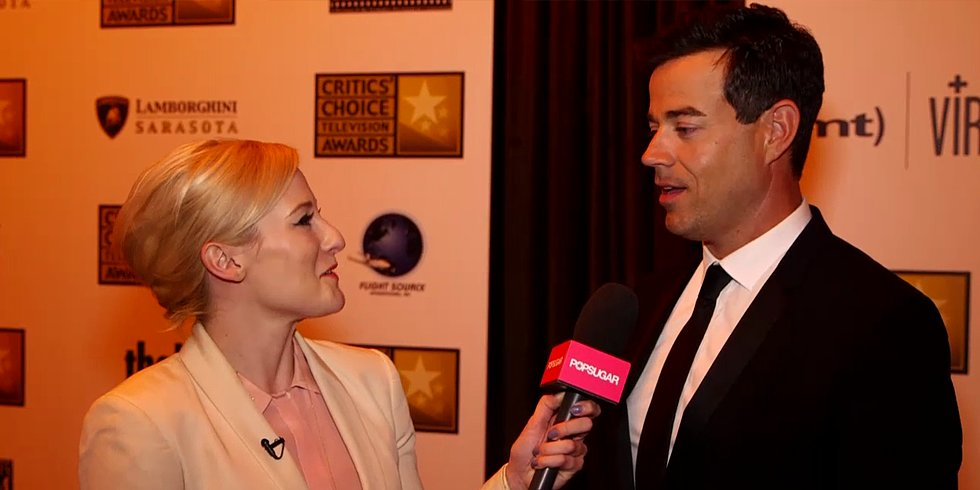 """Carson Daly on Adam Levine's """"In That Moment"""" Outburst and The Voice's """"Organic"""" Success"""