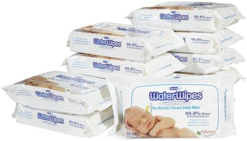 DermaH2O WaterWipes 720ct. - Case of 12 Packs