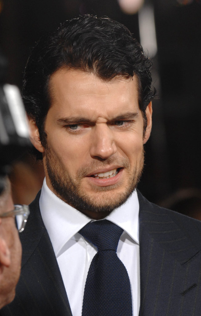 """1. In a recent interview with Details, Cavill mentioned he had a really mean (yet not very creative) nickname in school. """"I was fat. I was Fat Cavill."""""""