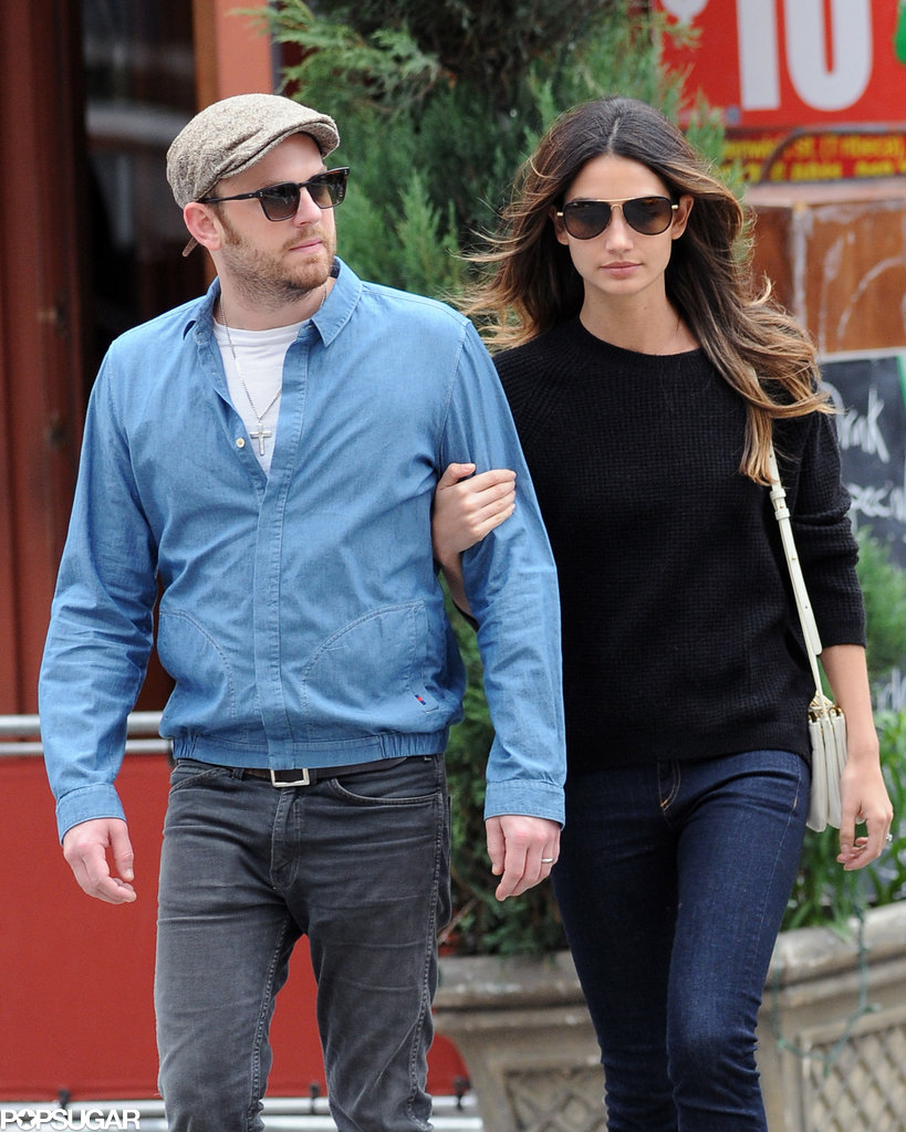 Caleb Followill and Lily Aldridge welcomed their baby girl, Dixie, in late June 2012.
