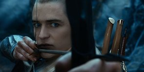 Video: Hot Elf Orlando Bloom Is Back For New Hobbit 2 Trailer, Plus More Geeky Updates!