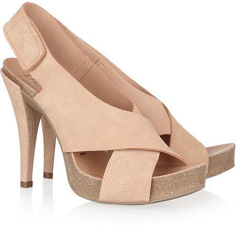 Pedro Garcia Chiara suede sandals