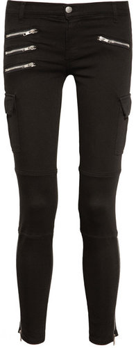 J Brand Brix mid-rise cargo skinny jeans