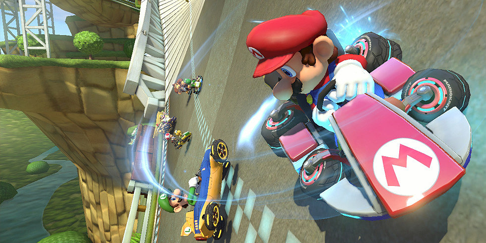 Nintendo Gives Classic Characters a Wii U Reboot at E3
