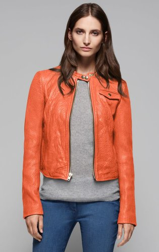 Lystra Leather Jacket