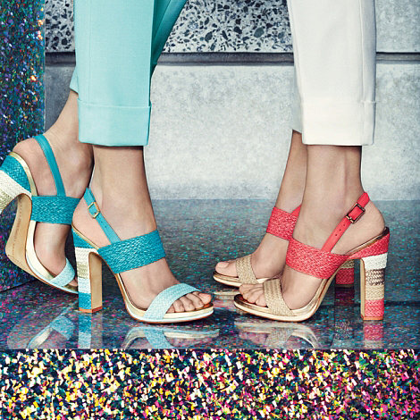 Colorblock Sandals For Summer 2013 | Shopping