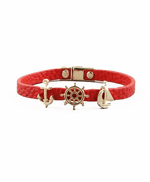 ROIAL Red Yacht Bracelet