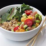 Recipe For Fresh Tuna & Brown Rice Sushi Bowl