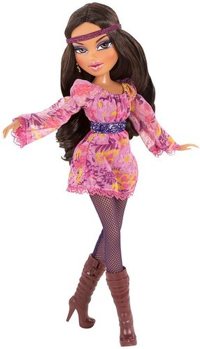Bratz Totally Polished Doll- Yasmin