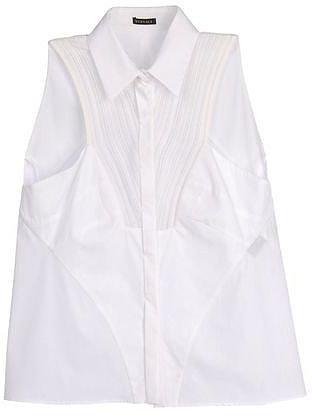 VERSACE Sleeveless shirt