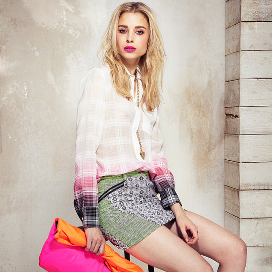 See the Rebecca Minkoff Resort 2014 Collection Lookbook Here