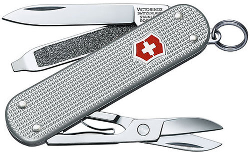 Victorinox Swiss Army 'Classic SD Alox' Pocket Knife