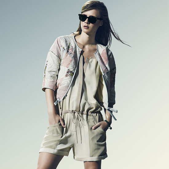 See the Entire BCBG Max Azria Resort 2014 Lookbook Here