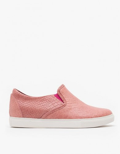 Malla in Rose Croc