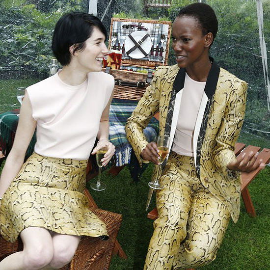 Pictures of Stella McCartney Resort 2014 Collection Preview
